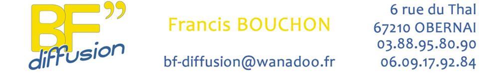 BF DIFFUSION -  M. Francis BOUCHON - Micro-brasseries, fûts pour boissons et matériel viticole